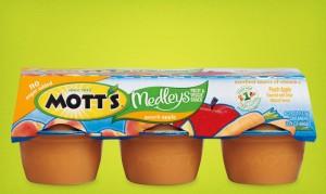 motts applesauce cups