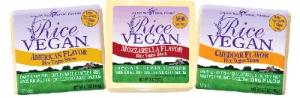 Rice Vegan Cheese
