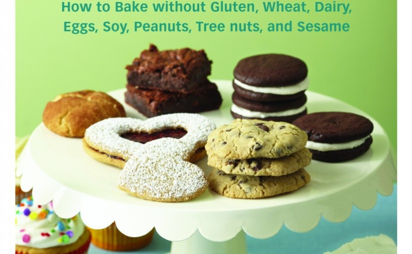 Cookbook Review: The Allergen-Free Baker's Handbook by CybelePascal