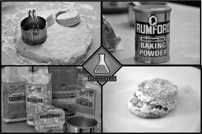 Baking Chemistry BW