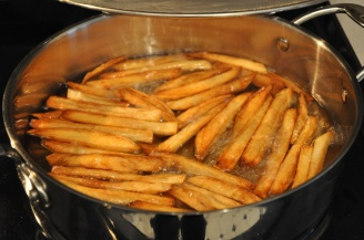 French Fries Ready