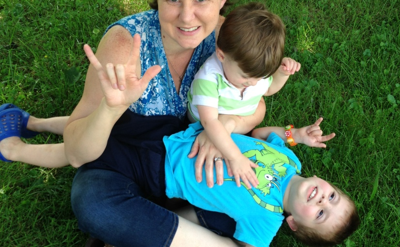 Guest Author's Inspiring Story of New Motherhood and The Discovery of Multiple FoodAllergies