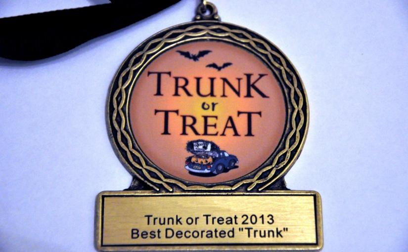 The Safe Eats Trunk-or-Treat was a SmashingSuccess!