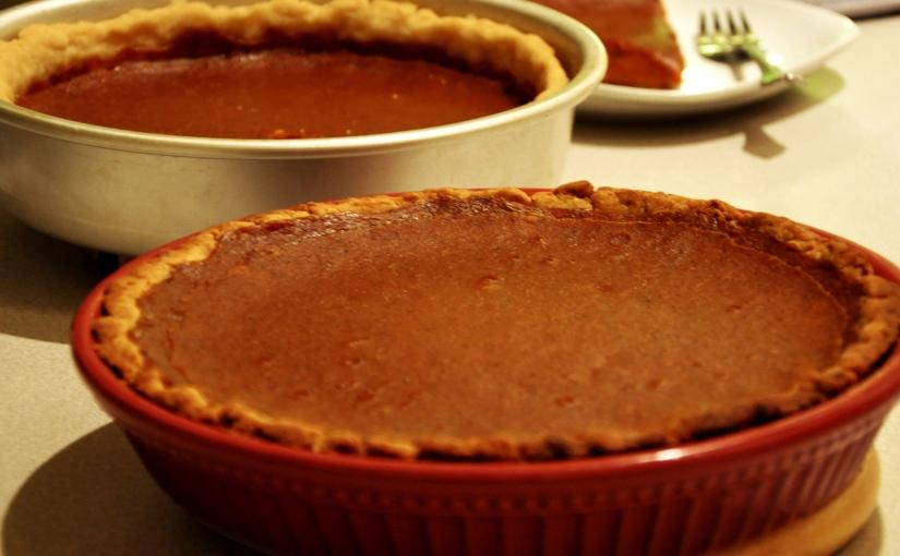 Allergen-Free Vegan Pumpkin Pies – Choose YourStructure