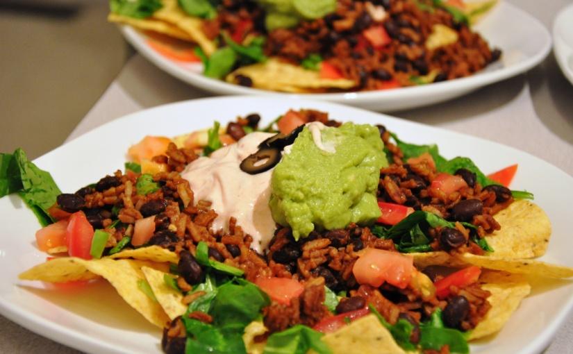 Extremely Satisfying Vegan TacoSalad