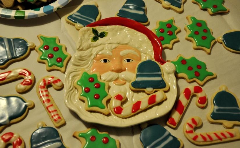 Christmas Cookies – Free of Top 8Allergens