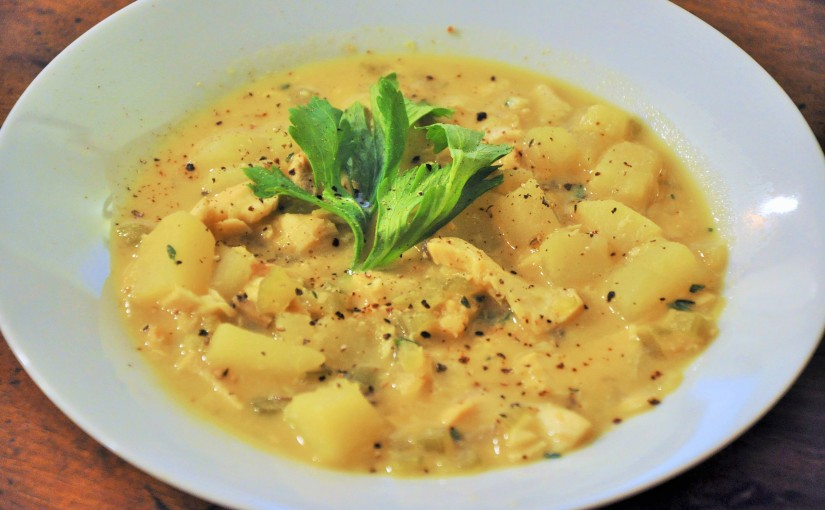 The Hearty Fish Chowder You've BeenCraving…