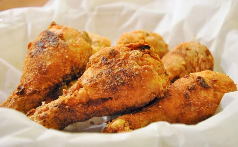 Classic Fried Chicken, Gluten-Free,Easy