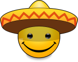 sombrero happy