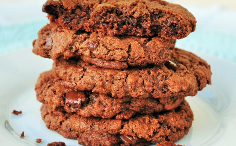 Dreamy Allergen-Free Double ChocolateCookies